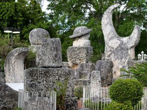 Coral castle Miami Ghosts
