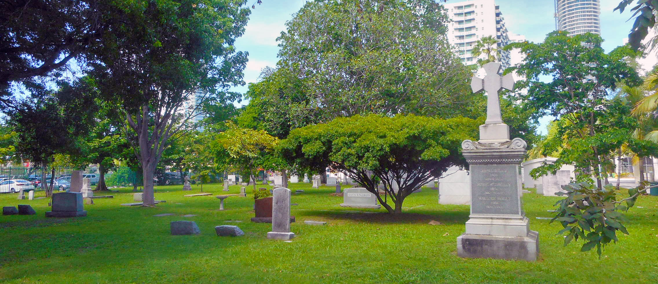 Miami Ghost Tours / Hauntings at Miami Cemetery