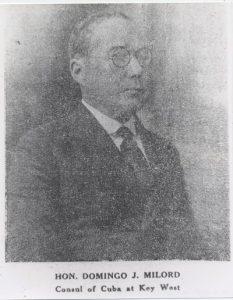 Don Domingo Milord