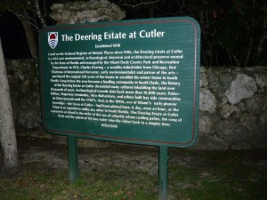 Hauntings at Deering Estate. The Deering Estate at Cutler. Miami Ghosts Tours.