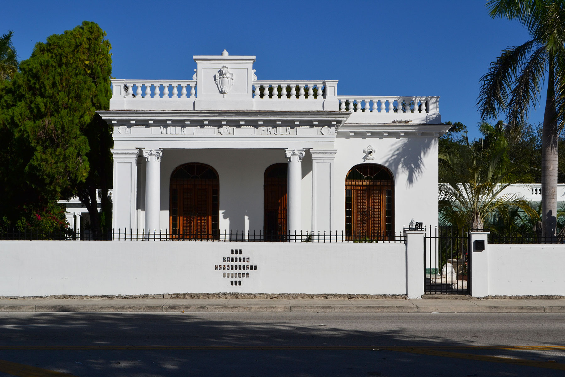 Hauntings at Villa Paula . Miami Ghost Tours