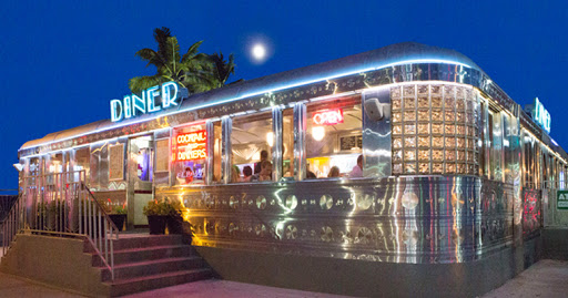 The Rail Car Diner at 11th Street has a sordid past