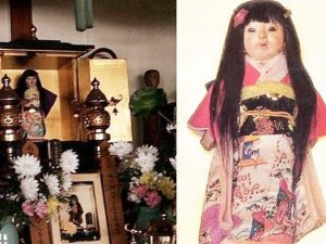 Haunted Doll Okiku