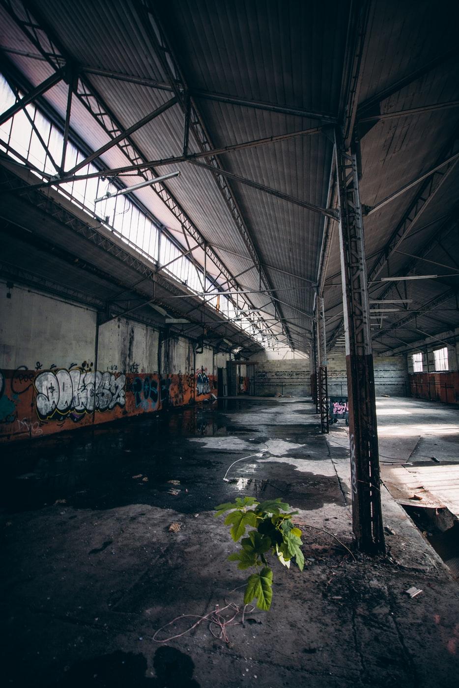 Miami's Krome Insane Asylum - Photo