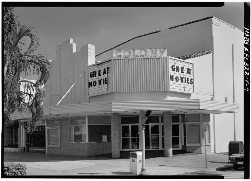 The Colony Theatre - Photo