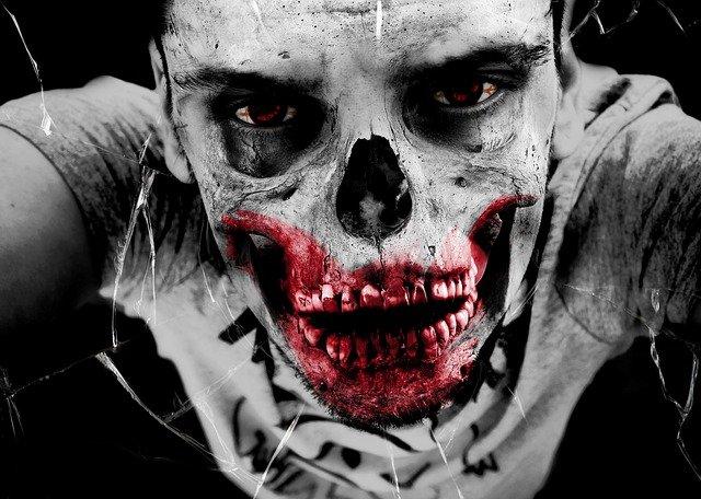 The Miami Zombie Attack - Photo