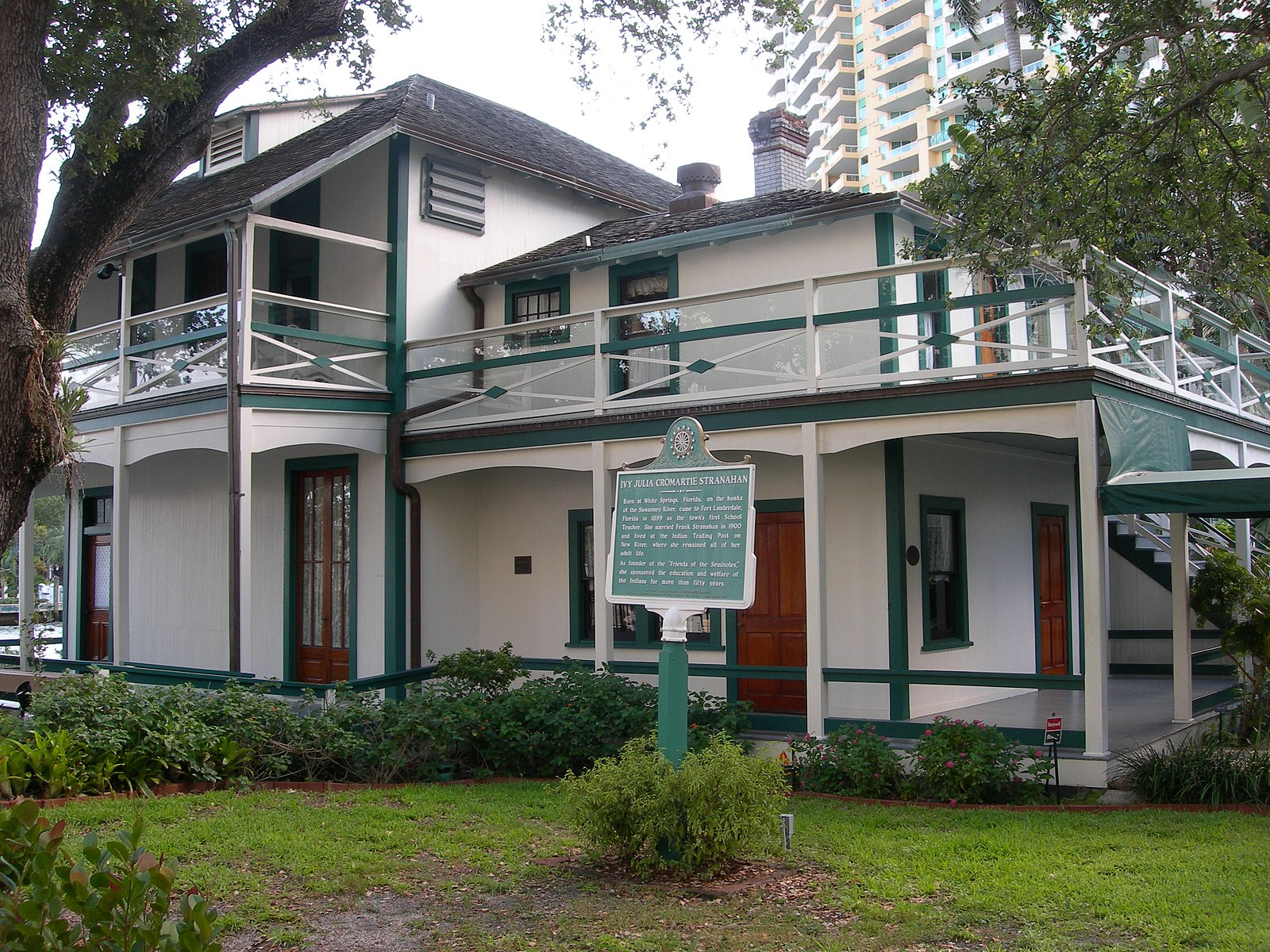 The Stranahan House in Fort Lauderdale - Photo